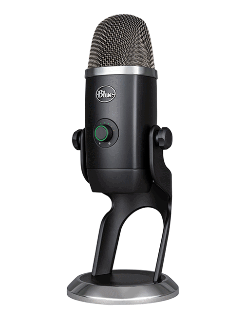 best blue microphone