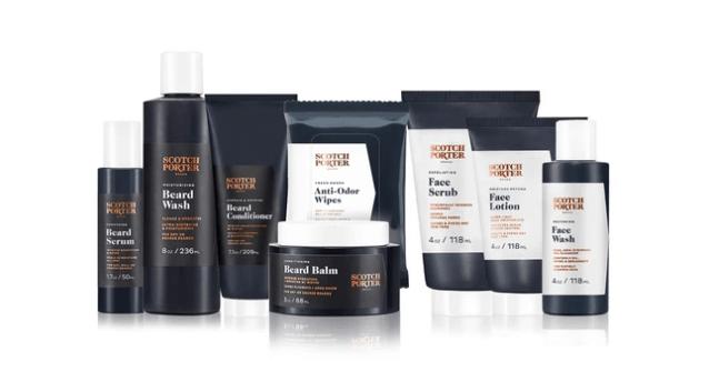 scotch porter skincare for men