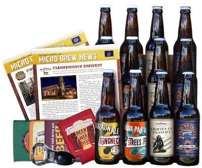 monthly craft beer club