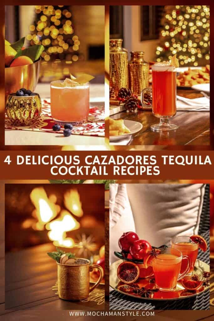 tequila cocktail recipe