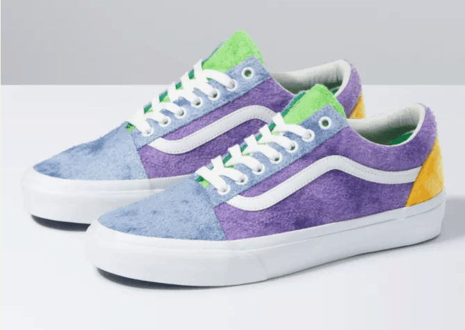 Anderson .Paak Vans Collection Old Skool Ziti sneakers