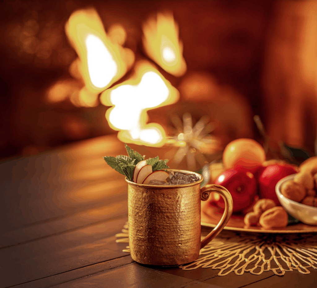 Cazadores Tequila Cocktail: Spiced Apple Cider