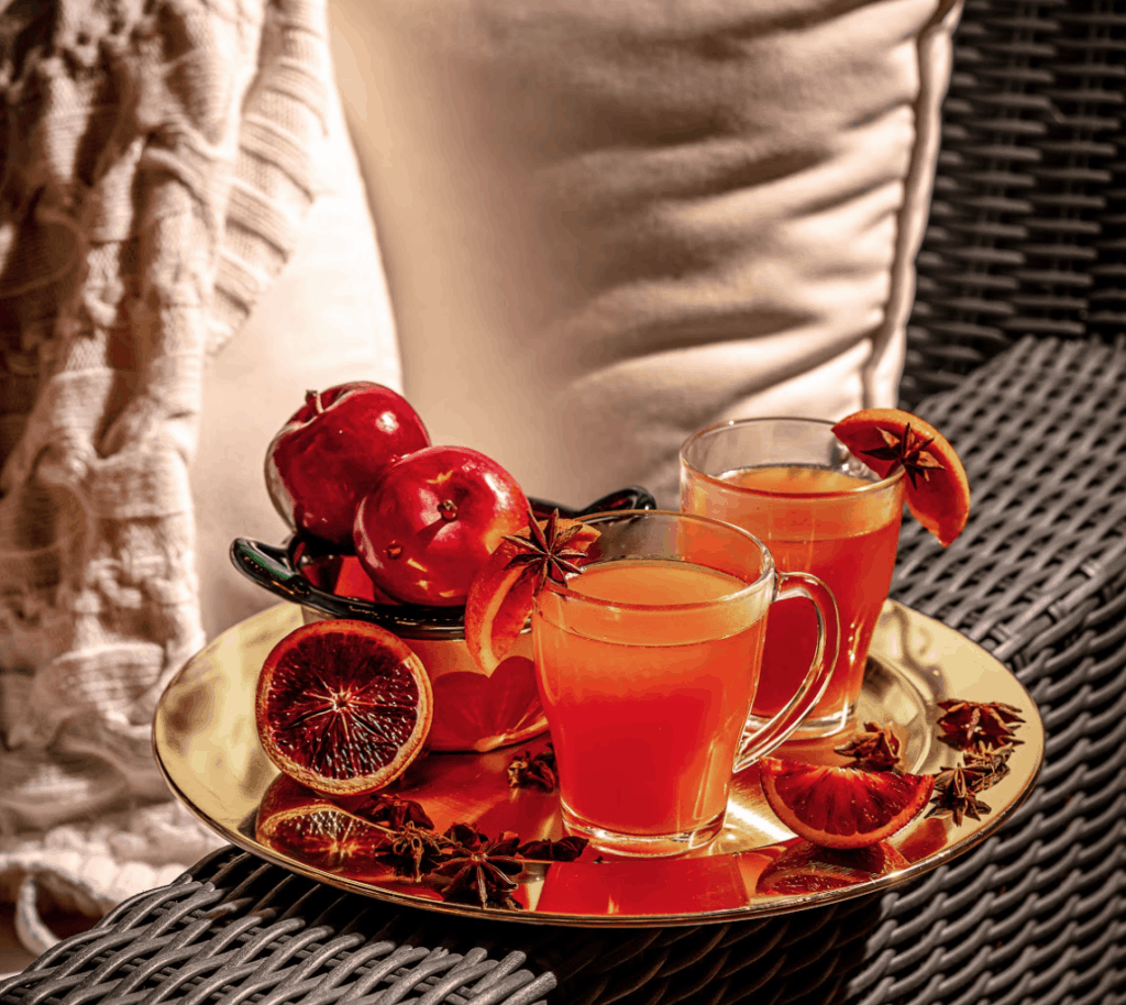 Cazadores Tequila Cocktail Posada Ponche