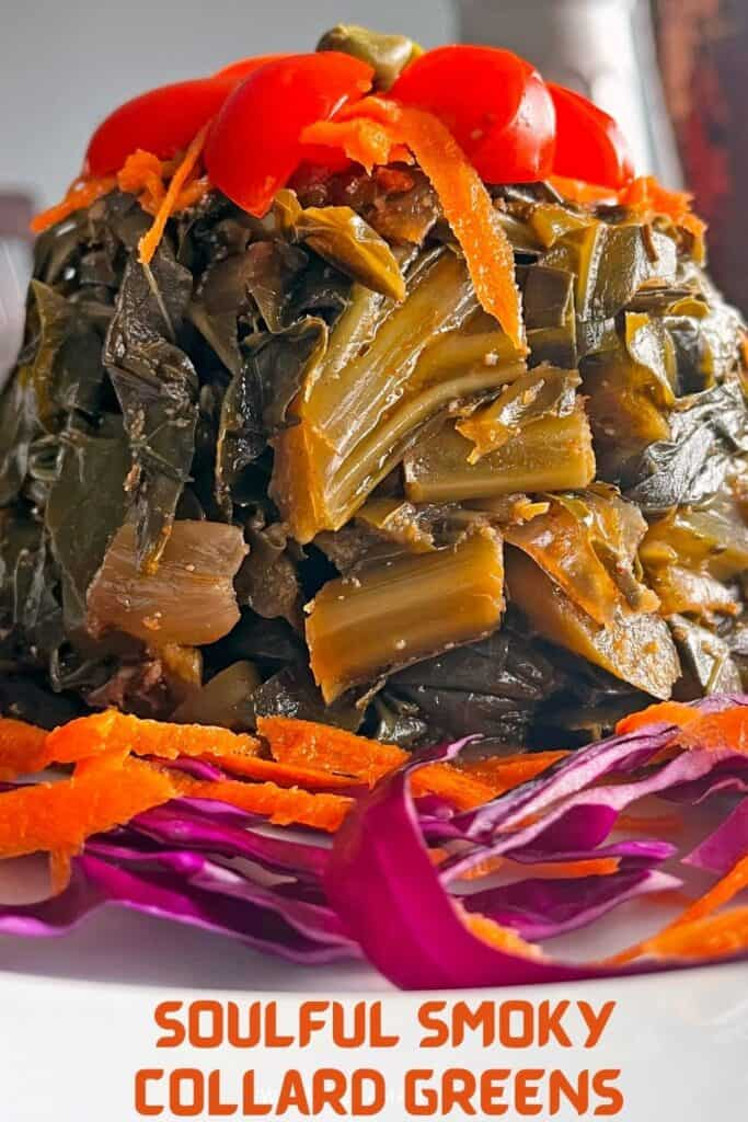 healthy collard greens recipe soulful smoky collard greens
