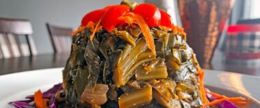 healthy collard greens recipe