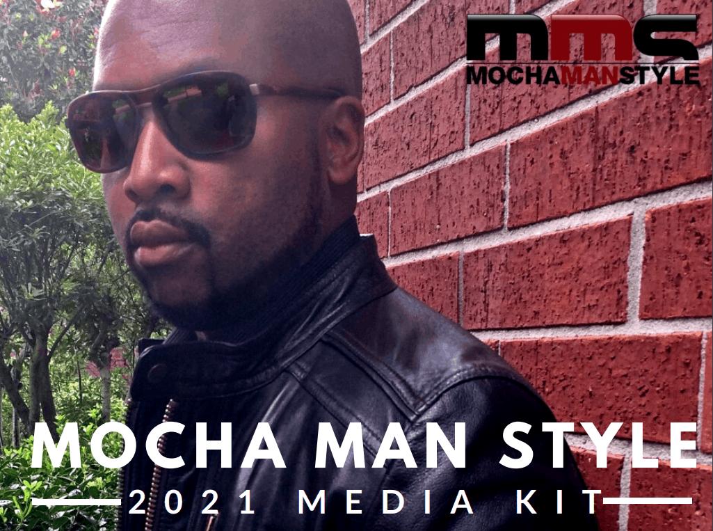 Frederick J. Goodall Mocha Man Style