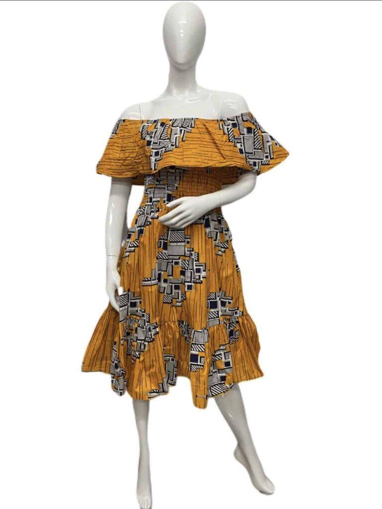 aloha glamour dress