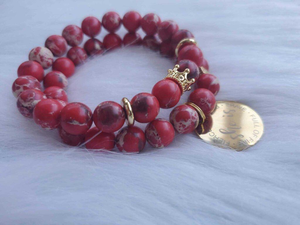 red storm bracelet