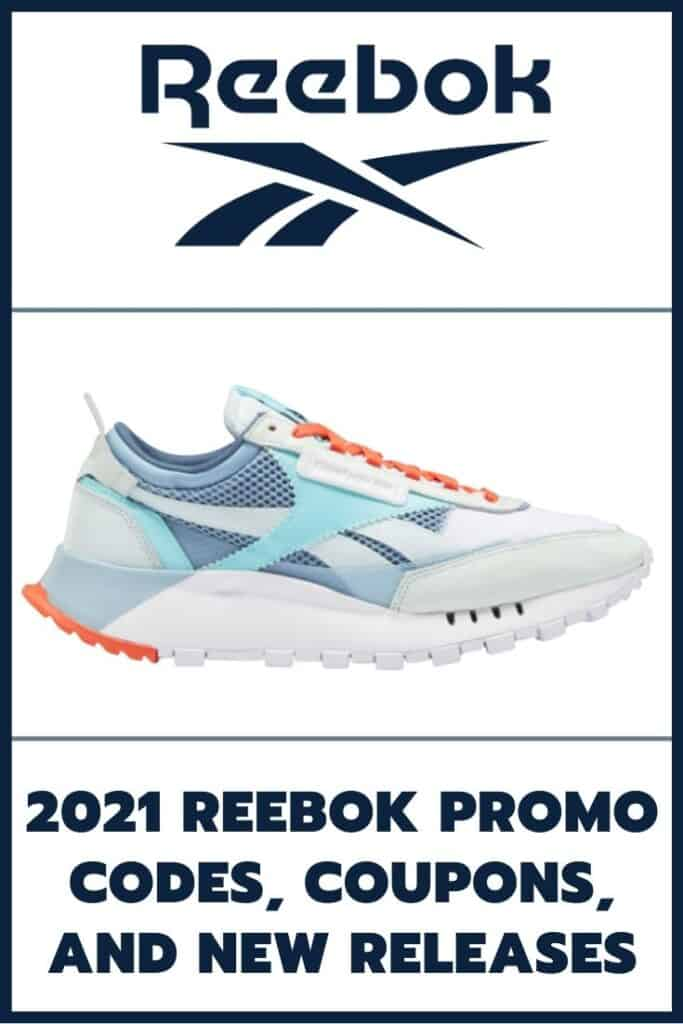 2021 Reebok Promo Codes, Coupons, and New Releases