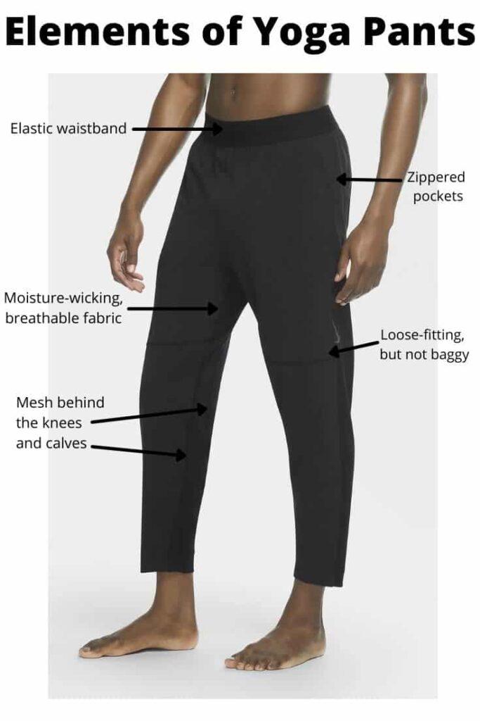 yoga pants for men