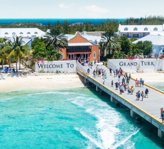 turks and caicos vacation