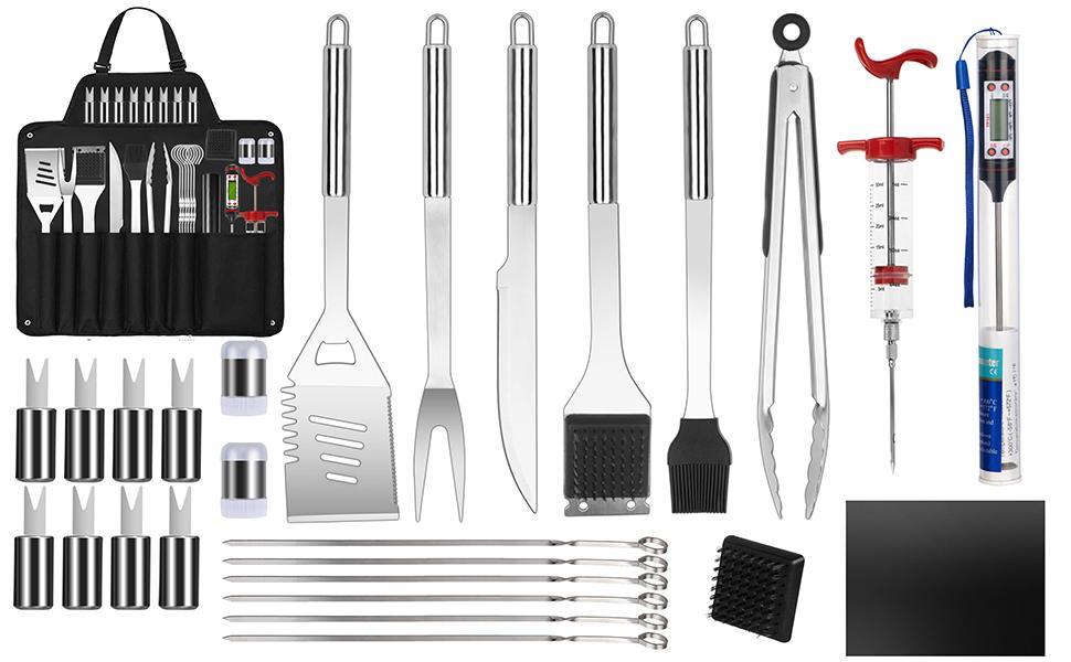 grilling tool set